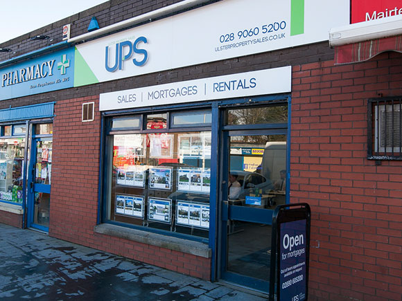 UPS Andersonstown Office