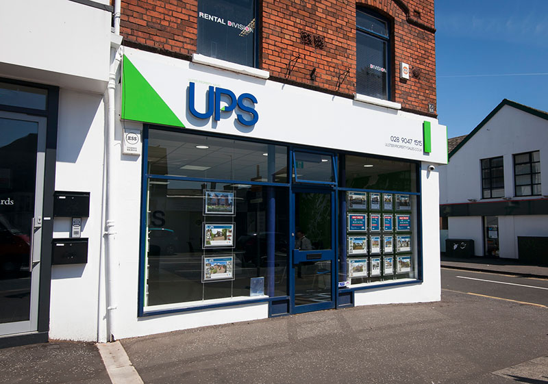 UPS Ballyhackamore Office