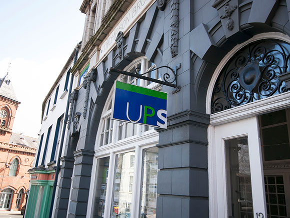 UPS Downpatrick Office