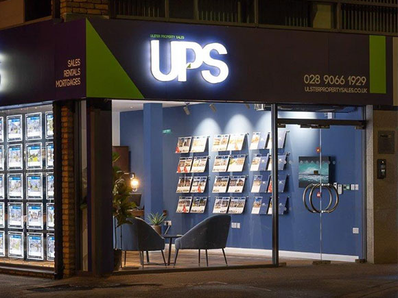 UPS Lisburn Road Office