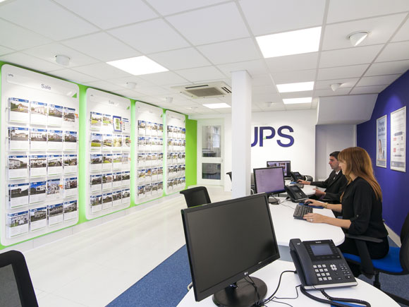 UPS Newtownards Office