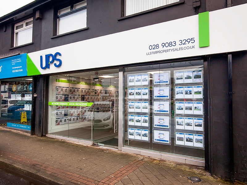 UPS Glengormley Office